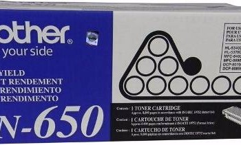 TONER TN 650 BROTHER
