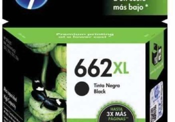 CARTUCHO HP 662 XL NEGRO