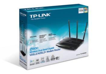 MODEM-ROUTER VDSL/ADSL