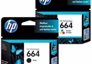 CARTUCHOS HP 664